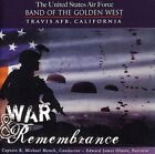 U.S. Air Force Band Of The Golden West - War & Remembrance [CD New]