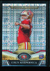Colin Kaepernick Rookie Cards and Autograph Memorabilia Guide 37