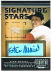 2005 Donruss STAN MUSIAL # 11 Signature Stars Autograph Material Jersey