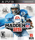 Madden NFL 25 (Sony Playstation 3, 2013) Brand New & Factory Sealed