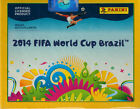 2 TWO BOX 2014 PANINI FIFA WORLD CUP BRAZIL 50 PACKS 7 STICKERS USA VERSION