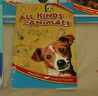 A Beka Grade 3 Student Student Readers All Kinds of Animals Very Good R1S2 4
