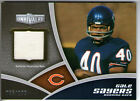 GALE SAYERS 2010 TOPPS UNRIVALED 2010 JERSEY CARD #35 199!