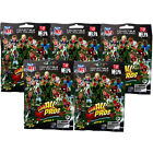 McFarlane Toys Action Figures - NFL smALL PROS Series 2 - (5 Random Packs) - New