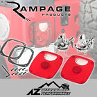Rampage Diamond Brite Tail Light Conversion Kit fits 76 06 Jeep CJ 7