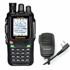 Wouxun KG-UV8D V/UHF 134-174/400-520MHz Repeater 999CH Two-way Radio + Speaker