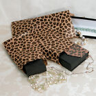 LOT OF 100 GIFT BAGS STORE BAGS MERCHANDISE BAGS PAPER BAGS JEWELRY LEOPARD BAGS