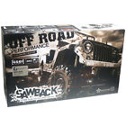 Gmade 1:10 GS01 Sawback Full Time 4WD EP Crawler RC Car Kit Off Road #GM52000