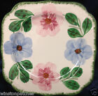 BLUE RIDGE SOUTHERN POTTERIES NORMA SQUARE SALAD PLATE 7 5/8
