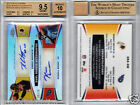 ROBERT GRIFFIN III RG3 KENDALL WRIGHT RC AUTO 12 TOPPS CHROME #'d 30 BGS 9.5 10