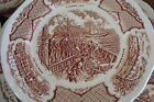 Alfred Meakin Staffordshire 9 plates-