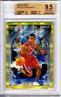 Allen Iverson 1996-97 Topps Finest Gold Refractor Rookie Non-Auto RC BGS 9.5!!!