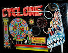 Cyclone Pinball Circuit Board Servicing Repair Estimate