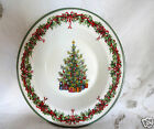 Christopher Radko  CELEBRATIONS CHRISTMAS TREE SOUP/PASTA/SALAD RIM BOWL