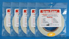 BULK 5 of Scor Tape Adhesive 3 8 x 27yd by Scor Pal Value FREE Shipping
