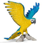 Schleich Blue And Yellow Macaw #14690