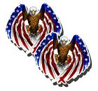 AMERICAN USA FLAG EAGLE DECAL STICKER GRAPHIC SNOWBOARD 5