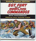 1 pack Sgt Fury & His Howling Commandos 50th Premium Card Pack 5 cards Sketch
