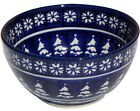 Polish Pottery Ice Cream / Cereal Bowl  from Zaklady Boleslawiec 9711/243a