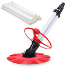 Swimming Pool Automatic Cleaner Inground Above Ground Clean Pool Vacuum Hose Set