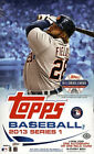 2013 Topps Hobby Series One Baseball Box 36 packs 10 cards 1 Autograph or Relic