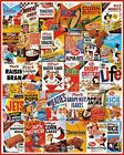 White Mountain Puzzles Cereal Boxes - 1000 Piece Jigsaw Puzzle, Free Shipping