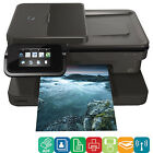 HP PHOTOSMART 7520 ALL-IN-ONE INKJET COLOR PRINT PRINTER COPIER SCANNER FAX