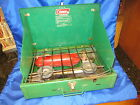 COLEMAN Camp Stove Model 425E Vintage 19?? EUC