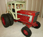 1972 Ertl 1/16 International Farmall 1466 Turbo Tractor w/ Dual Rear Wheels Cab