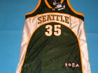 Kevin Durant Seattle Supersonics Rookie Authentic green jersey, Size 60