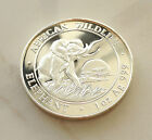 2009 Silver Somalia 100 Shillings African Wildlife Elephant Gem Proof Coin