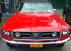 Ford  Mustang 2 DOOR CONVERTIBLE 1967 FORD MUSTANG CONVERTIBLE MINT CONDITON