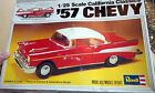 REVELL 1957 CHEVY bel air 1978 ISSUE 1/25 Model Car Mountain KIT open