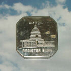Vintage~ Capitol Register Bank Dime Bank ~ rare