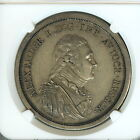 RUSSIA 1804 SILVER ROUBLE - SILVER PATTERN - S#2551  NGC PF62  (29.08g)