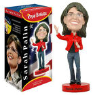 Sarah Palin Ceramic Bobble Head Royal Bobbles Officially Licensed 8 Tall