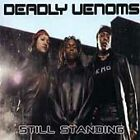 Still Standing * by The Deadly Venoms (CD, Jun-2002, Shelter Records)