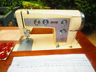 KENMORE SEARS Model 90 violet lavender sewing machine cams  cabinet  feet  RARE