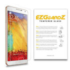 EZguardz Anti-Shock Tempered Glass Screen Protector For Samsung Galaxy Note 3
