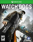 Watch Dogs  (Microsoft Xbox One, 2014) Target Edition unused UPlay!