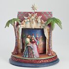 Jim Shore The Night of Our Dear Savior's Birth Nativity 4041088 New 2014