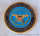 US DEPARTMENT OF DEFENSE  Challenge Coin DOD ARMY AIR FORCE NAVY MARINES