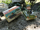 Vintage Chinese Tin  Light Tank (MS-847) in box SALE!!!!