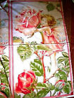 Michael Miller Fairy Fabric Mary Barker Sweet Panel Rose Fairy 4 Totes Pillows