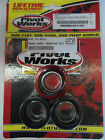 Rear Wheel Bearing Kit Aluminum Retainer Honda CR 125R/250R CRF250R/X CRF450R/X