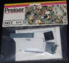 Preiser, Vintage, New in Package,  Item# 602  HO scale  Circus supply wagon kit