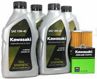 1992 Kawsaki ZR750-C2 (Zephyr 750)   Full Synthetic Oil Change Kit