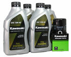 2007 Kawsaki VULCAN 1600 NOMAD Full Synthetic Oil Change Kit