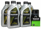2013 Kawsaki CONCOURS 14 ABS Full Synthetic Oil Change Kit