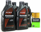 2002 KAWASAKI ZX1200-C1 (ZZR1200)  OIL CHANGE KIT